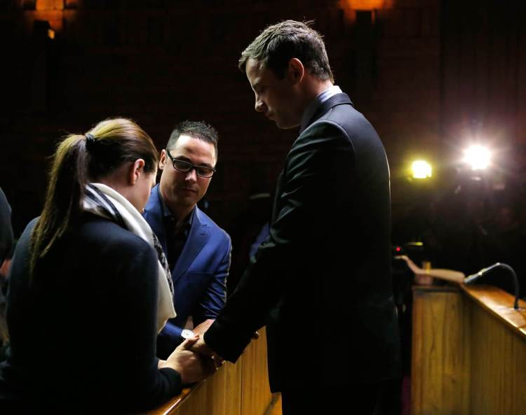 Pistorius, Pre-Indictment Hearing