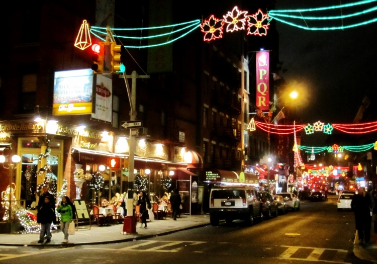 Mulberry Street, Little Italy, Manhattan