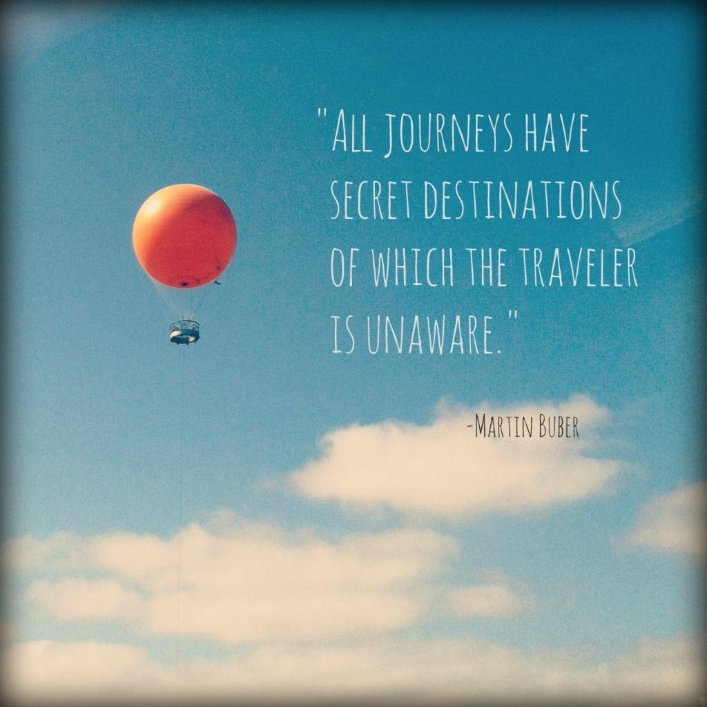 "passepartout travel | ""One's destination is never a place ..."